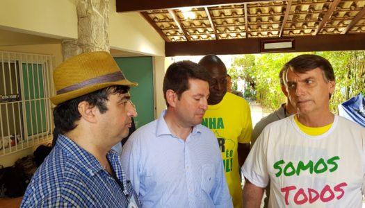 Bolsonaro recebe demandas do setor produtivo no RJ