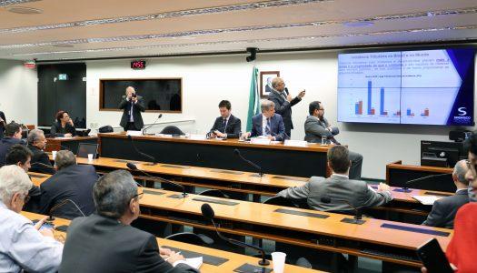 Correção da tabela do Imposto de Renda pode estimular economia, afirmam debatedores